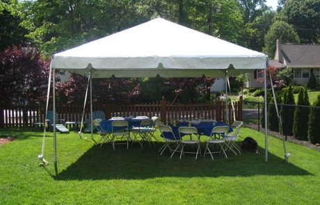Small Frame Tents (6' to 30' Wide) 7