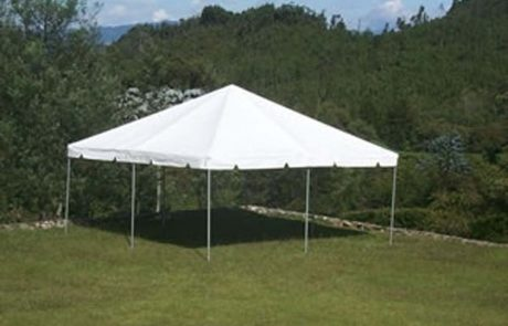 Small Frame Tents (6' to 30' Wide) 8