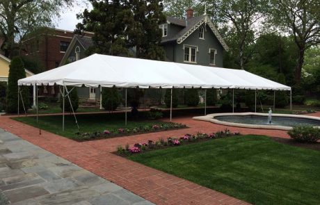 Small Frame Tents (6' to 30' Wide) 15