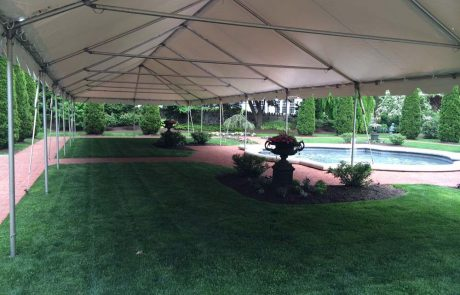 Small Frame Tents (6' to 30' Wide) 16