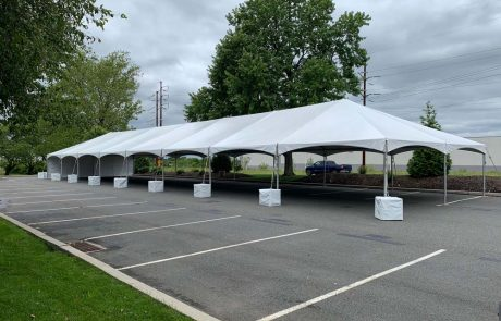 Small Frame Tents (6' to 30' Wide) 24