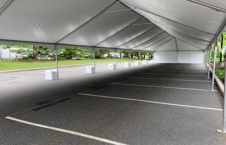 Ballasted Tents 2