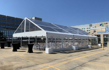 Ballasted Tents 5