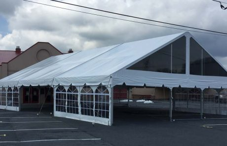 Large Frame Tents (40' Wide +) 8