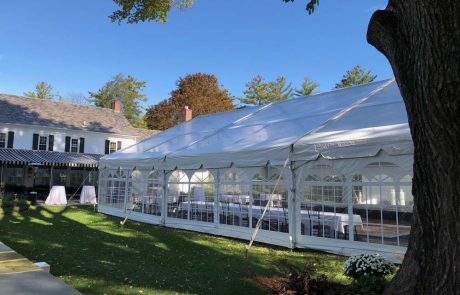 Large Frame Tents (40' Wide +) 10