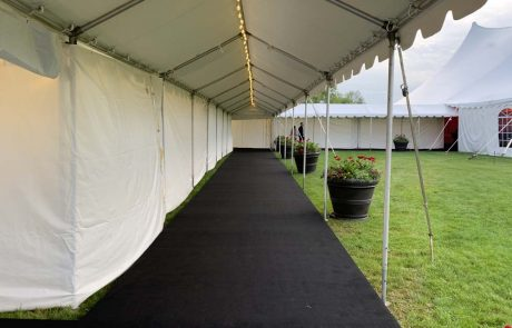 Small Frame Tents (6' to 30' Wide) 4