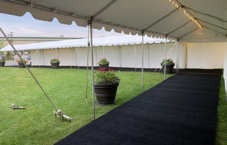 Small Frame Tents (6' to 30' Wide) 5