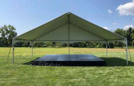Small Frame Tents (6' to 30' Wide) 26