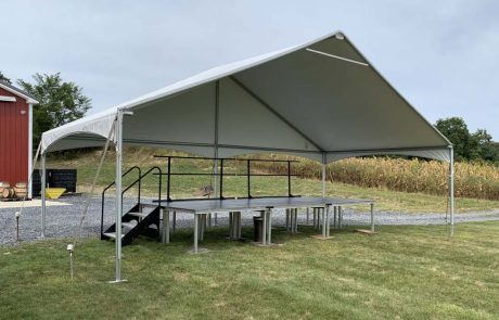 Small Frame Tents (6' to 30' Wide) 27